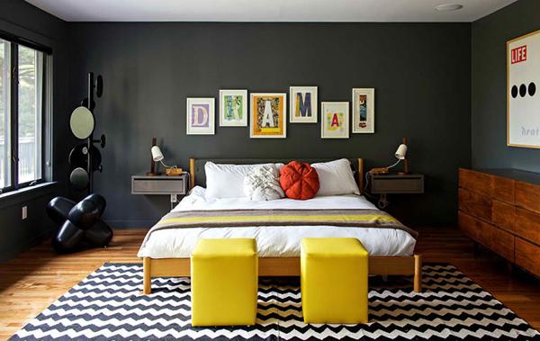 Renove sua casa pintando Fontoura ~ Cores Para Parede Quarto De Casal